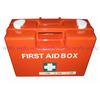 Emergency medical aid kit box