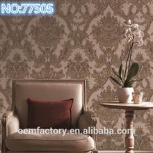 Popular vinyl wallpaper, wallpaper home decor, decorative wallpaper from china wallpaper manufacturer