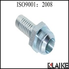 Swaged Hose Fitting Jic Male 74degree Cone Seal (16711)