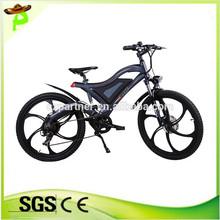 New Design Eco-friendly Mini Li-ion battery MTB style Electric Bike