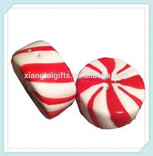 Sweet candy shape ceramic herb storage jars