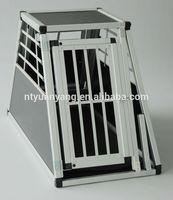 new luxuriant waterproof shockproof aluminium pet cage case