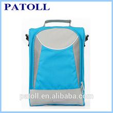 Standard Simple design polyester 600D promotion shoes bag, wholesale shoe bag,promotional drawstring bag