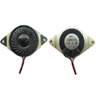 1 Inch 4ohm 2.5W mylar speaker with mounting hole speaker