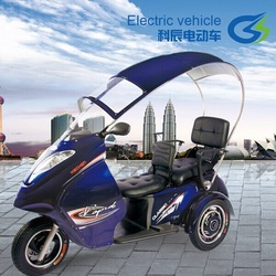 60V1000W 3 wheel electric scooter for adult
