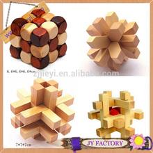 wholesale educational toy 3d wooden puzzle