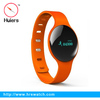 Personal mold!Bluetooth smart bracelet watch above IOS 6 Android4.0 smart phone watch Round type control by Smartphone