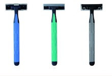 medical razor single blade differen color shaver