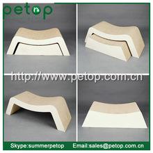 Free Sample Corrugated Paper Cardboard Cat Scratch for Sale