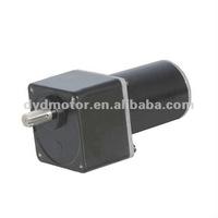 104JB/80ZY115 PM DC Spur Gear Motor 24V