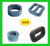 toroidal iron core for electronical component in steel strip