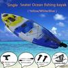 2014 new design fishing kayak with pedals / boat pedal kayak / native kayak