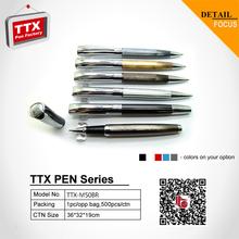 2015 Hot sale ball point pen with cutom logo ball pen