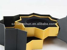 Custom Ring Box Antique Style Ring Box Velvet Ring Box (ZJ-800114)