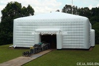 Giant Inflatable storage clear tent