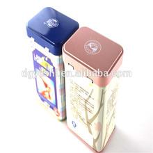 contenitore metallico per la caramella scatole bomboniere