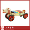 China children educational wooden animal toy,outdoor toy