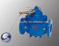 Válvula de esfera flutuante utilizando para o tanque de água, wc, banheira etc