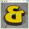 LED letter sign, acrylic led channel letter, outdoor/indoor led logo
