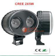 Direct Factory!new item 10W LED Safety Light for forklift truck ,bule spot light with CE