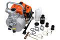 Chino de calidad superior 43cc motor de gasolina de las bombas de agua de la serie para el jardín al aire libre& desde china kh-qgz40-35
