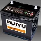 N70 12V70AH automotive/car/truck/boat car battery