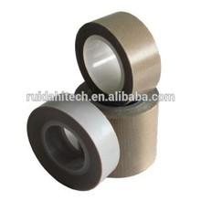 High temperature PTFE glass fiber adhesive tape, teflon adhesive cloth