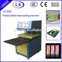 cosmatic plastic blister card heat sealing machine for lipstick handmake soap