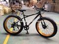 Cw-s002 graisse. châssis en alliage de vélo