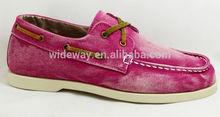 Brand women boat shoes