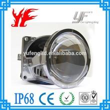 2014 new product LED Bi-xenon projector lens module Bi-Xenon High/Low Beam headlight