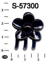 Small plastic claw clip for kids hair clip hair accessories