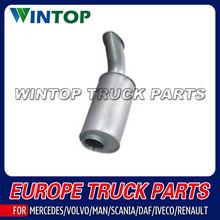 Exhaust Muffler for Volvo Heavy Duty Truck Parts 1676499