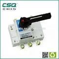 Glog- 630a/3 interruptor seccionador de fase 3 4 polos 3 y postes