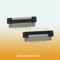 LCD Flex 0.5mm 0.8mm 1.0mm 1.25mm ZIF FPC Connector