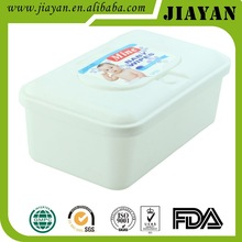 Plastic cases packaging baby wet wipes