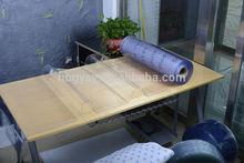 clear plastic, PVC transparent film/ strip roll, soft, manufacturer