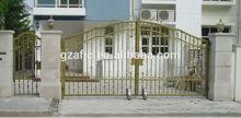 residential entrance gates,villas gate metal gates,home entrance gates