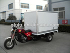 cargo tricycle 150cc or 200cc water cooling new model