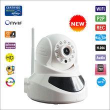 2015 New product Top 10 IP camera 720P/1080P HD WIFI PTZ P2P network camera