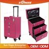 Sunrise Portable Travel Cosmetic Bag, High Quality Professional Pvc Cosmetic Bag, Custom Made Cosmetic Bag