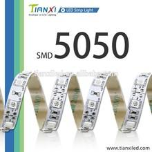 High Quality High Lumen RGB RF Wireless Remote SMD 5050 LED Rope Light