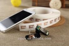 Micro flexible nfc copper sticker tag label