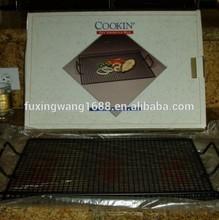 Cookin' The American Way BBQ FOOD SAVER RACK