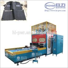 Automobile carpet heelmat High Frequency Welding Machine car carpet,mats machines