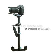 2015 professional 8o cm Camera stabilizer, Carbon Fiber DSLR Camera Steadicam