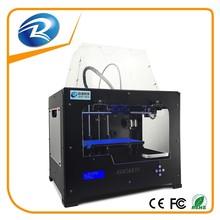 2015 Dual extruder 3d printer,3d printing technology,Chinese 3d printer