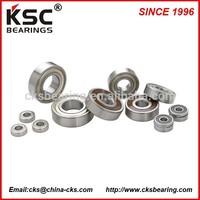 608ZZ / 2RS hot saled cheap minaiture ball bearing skateboard bearing