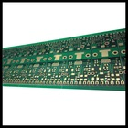 FR4 electronic double-sided immersion gold pcb