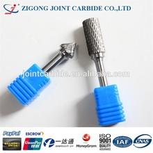 Premium material made in china tungsten carbide burrs